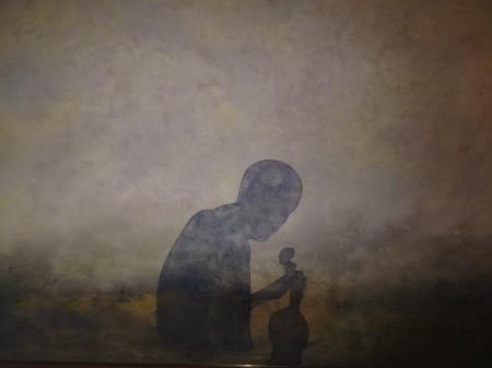 Une toile de Pierre de Starodoubsky